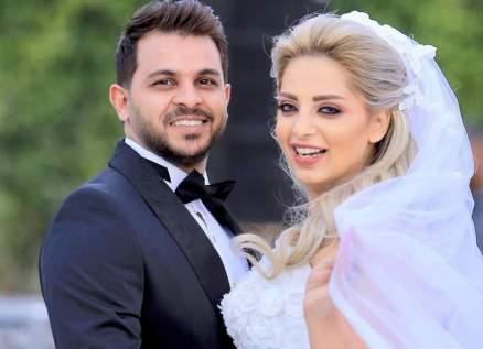 "محمد رشاد:""طلاقي من مي حلمي هو الثالث""-بالصور"