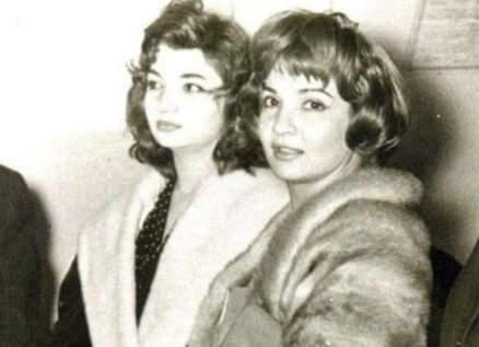 وفاة عفاف شاكر أخت شادية
