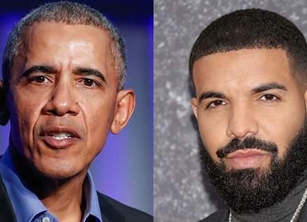 أوباما يحسم موقفه حول تجسيد دريك لشخصيته في فيلم عنه-بالفيديو