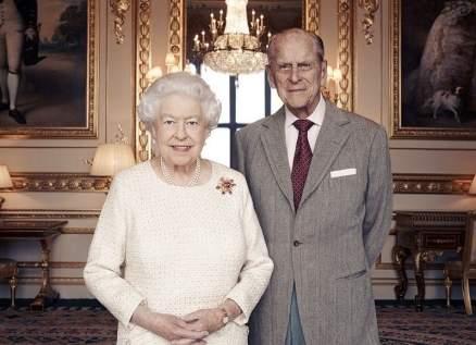 الملكة إليزابيث بخطاب مؤثر في وداع الأمير فيليب-بالصورة