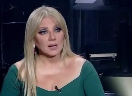 ندى بسيوني تنعى زوجها السابق سناء شافع