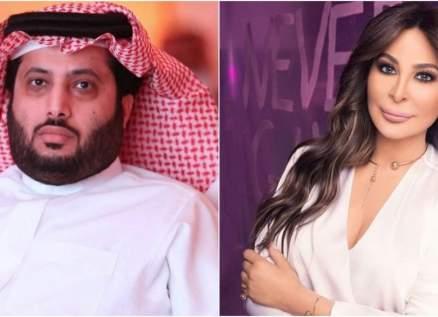 مصالحة أحلام وأصالة مهدت الطريق لمصالحة إليسا وتركي آل الشيخ