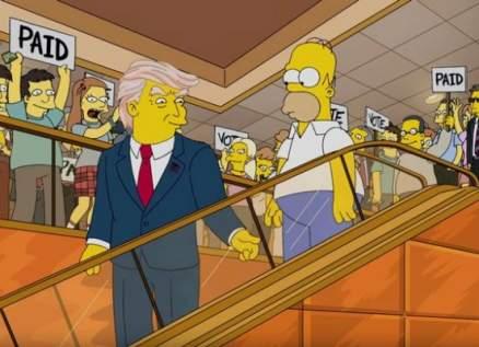 بعد ترامب.. The Simpsons يتوقعون انتخاب امرأة لرئاسة أميركا-بالفيديو