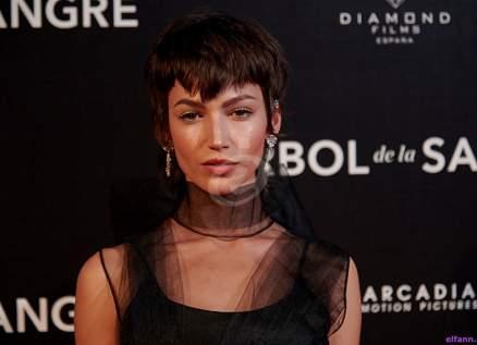 """أورسولا كوربيرو دخلت هوليوود بعد نجاحها بـ""""La Casa De Papel"""" وتفوّقت على حبيبة كريستيانو رونالدو.. وطالبت بتشريع الإجهاض"""