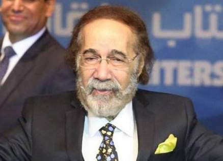 الظهور الأخير لـ محمود ياسين قبل وفاته.. بالصورة