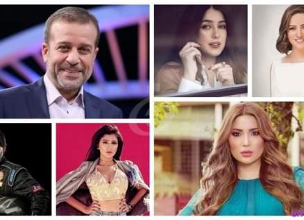 حرب الترشيحات تورط الممثلين بينهم شريف منير وريهام عبد الغفور ونسرين طافش