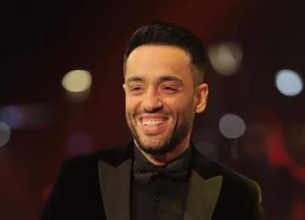 رامي جمال يشوّق متابعيه لأغنيته الجديدة.. بالصورة