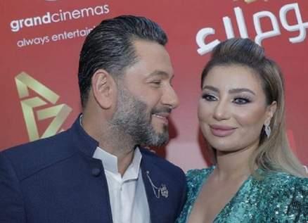 """خاص- """"الفن"""" يكشف حقيقة طلاق زياد برجي من زوجته المغربية"""