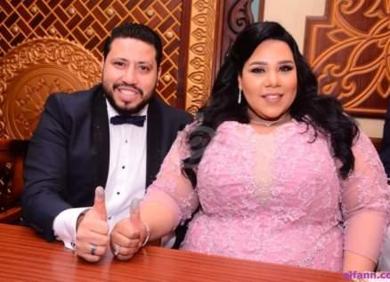 شيماء سيف تطلب الدعاء لزوجها بعد إصابته بفيروس كورونا-بالصورة
