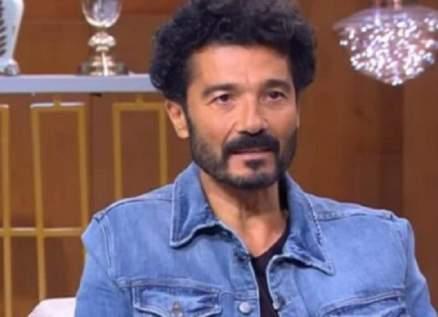 خالد النبوي يحتفل بعيد ميلاده-بالصورة