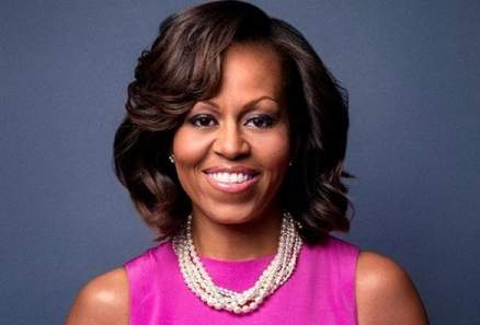 """ميشيل أوباما تثير الجدل: """"كدت ان ألقي زوجي من النافذة"""""""