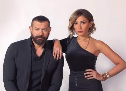 """خاص الفن- هكذا دعمت دينا الشربيني صديقها عمرو يوسف بعد توقف مسلسل """"الملك"""""""