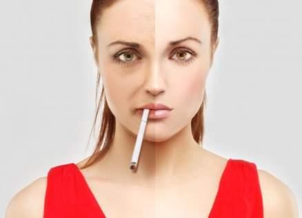 بالفيديو -اليكم الحل لتخفيف آثار التدخين على بشرتكم