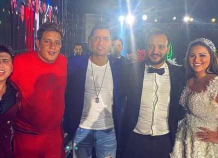 حفل زفاف هنادي مهنا يُشعل خلافاً مع حمو بيكا وعمر كمال وحسن شاكوش وهي تُحرج والدها-بالفيديو