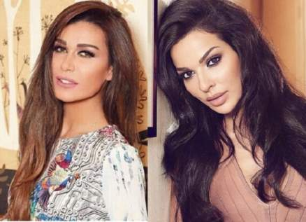"""نادين الراسي لـ نادين نسيب نجيم """"يا أجمل ملكة""""..والأخيرة ترد"""