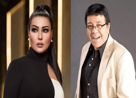خاص الفن- سمية الخشاب وأحمد آدم يبحثان عن منتج جديد لمسرحية السعودية