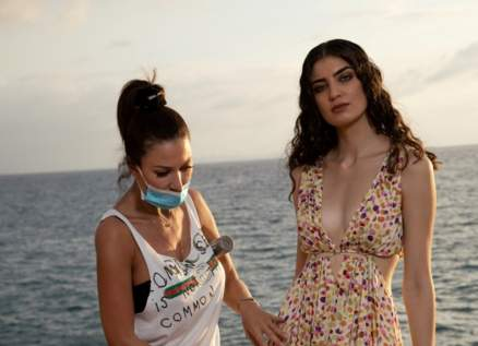 هند زيدان تطلق مجموعة Sunset Summer 2020 Capsule collection -بالصور