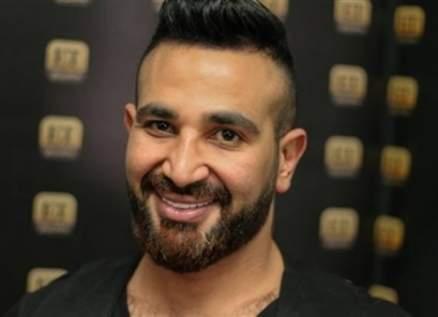 التعليق الأول لـ أحمد سعد بعد إنتشار صور خضوعه لعملية تجميل في وجهه-بالفيديو