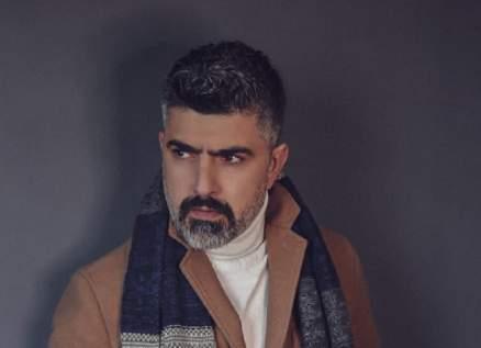 """خاص """"الفن""""- سامي أبو حمدان في جلسة تصوير جديدة ويتحضر لفيلم جديد"""
