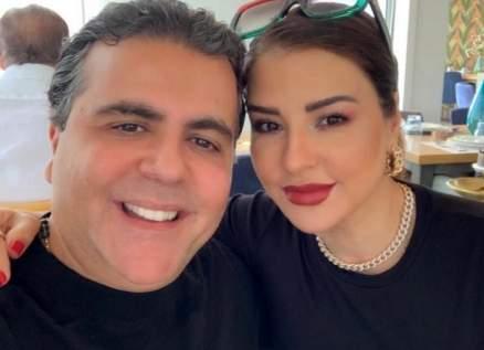 ماغي بو غصن تعلن شفاء زوجها جمال سنان من فيروس كورونا