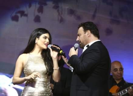 بالصورة- عاصي الحلاني يعبر عن اشتياقه الشديد لابنته ماريتا