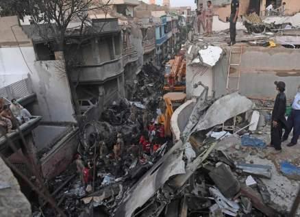 عارضة أزياء من بين ضحايا الطائرة الباكستانية المنكوبة!!