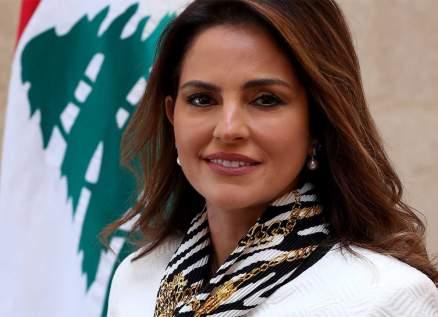 منال عبد الصمد تنعي فاطمة مزنر
