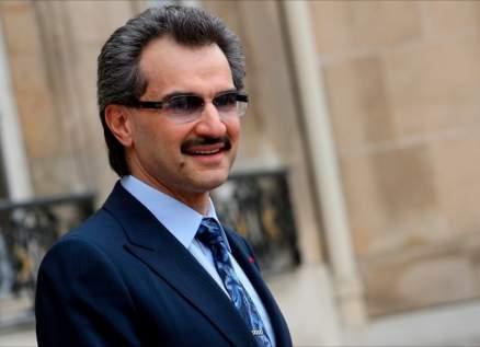 ظهور الوليد بن طلال عاري الصدر يثير ضجة-بالفيديو