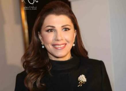 بالصور- بعد زيارة الرئيس الفرنسي.. ماجدة الرومي في تعاون فني لبناني فرنسي