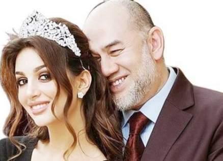 أوكسانا فويفودينا تفجر مفاجأة عن سبب طلاقها من ملك ماليزيا..هذا ما اكتشفته