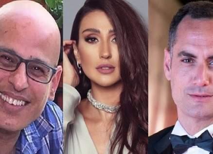 خاص الفن- بعد توقفه ما مصير مسلسل عباس شاهين وجيسي عبدو وأيمن قيسوني؟