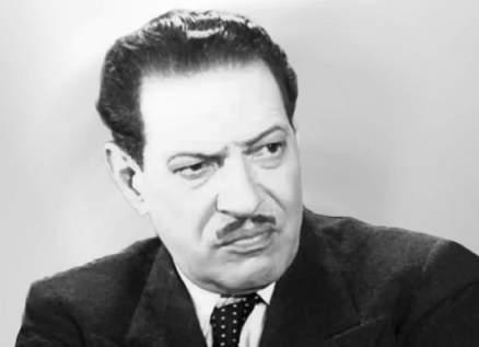 نجيب الريحاني رائد الكوميديا والمسرح.. وأسرار وفاته الغامضة