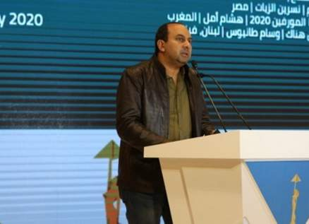 هذا ما كشفه رامي عبد الرازق عن مشاركة لبنان بفيلم روائي ووثائقي