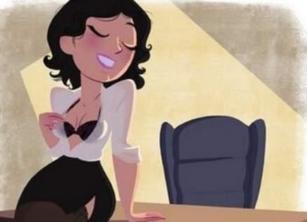 فضيحة صادمة.. سكرتيرة نائب تمارس الجنسمع رجل أعمال متزوج