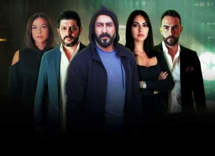"""قصي خولي وفاليري ابو شقرا وكارلوس عازار يعلقون مع نهاية """"لا حكم عليه""""-بالصور"""