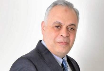 أشرف زكي يهنئ مصطفى خاطر بمولوده الجديد - بالصورة
