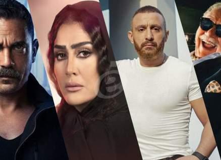هذه أخبار نجوم رمضان 2021 يحيى الفخراني وغادة عبد الرازق وأحمد السقا وأمير كرارة وغيرهم