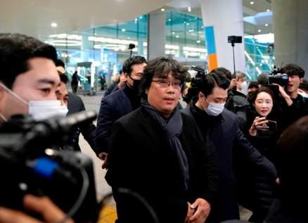 """هكذا استقبلت كوريا الجنوبية مخرج فيلم """"باراسايت"""" بعد إنجازه في الأوسكار"""