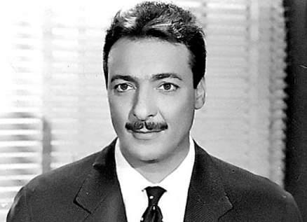 صورة نادرة وصادمة لـ رشدي أباظة تُظهر تأثير المرض على شكله قبل وفاته