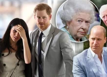 فلاش باك- خلاف بين ترامب والأمير هاري وميغان ماركل.. الأمير وليام يخفي إصابته بكورونا واتهامات للملكة إليزابيث بالعنصرية