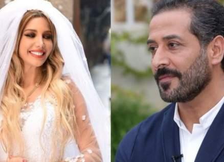 هل خطوبة دانا حلبي وعبد المنعم عمايري كانت ترويجاً لهذا المسلسل؟-بالفيديو