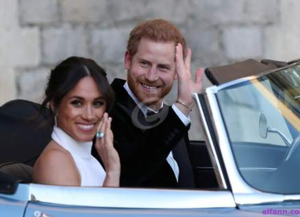 الأمير هاري وميغان ماركل ينشران رسالتهما الأخيرة قبل الإنطلاق بحياتهما الجديدة