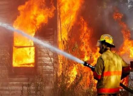 ممثلة شهيرة تنجو من حريق شبّ في منزلها!