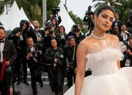 بريانكا شوبرا أول ممثلة هندية تمثل بلادها في هذا المهرجان العالمي