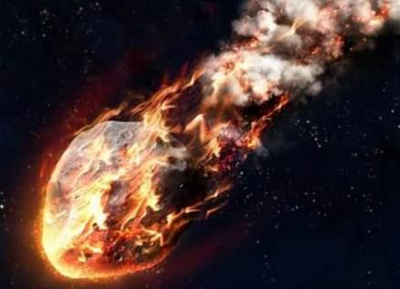 نهاية العالم... كويكب سيضرب الارض في هذا العام