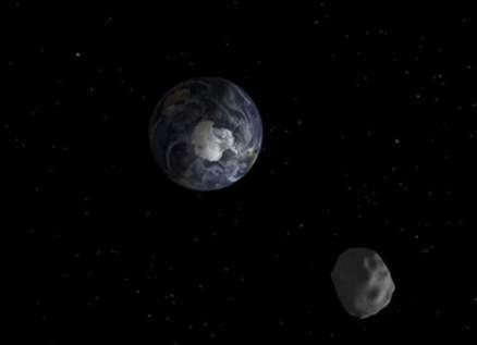 """""""ناسا"""" تحذّر من إحتمال إصطدام كويكب بالأرض!"""