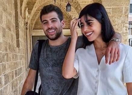 زينة مكي ونبيل خوري يدخلان القفص الذهبي-بالفيديو