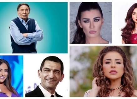 عمرو واكد متهم بالتطبيع وأمل عرفة تعود عن إعتزالها وماغي بو غصن تعيد لم شمل الممثلات اللبنانيات