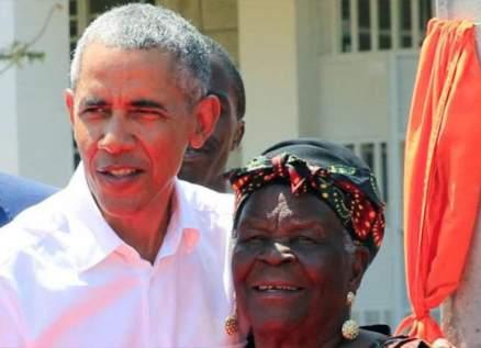 جدة الرئيس الأميركي السابق باراك أوباما تعلن إسلامها قبل وفاتها.. بالفيديو