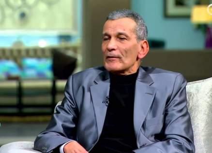 أشرف زكي يكشف حالة الممثل محمد فريد الصحية